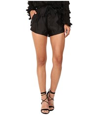 Alice Mccall Bowie Shorts Black Women's Shorts