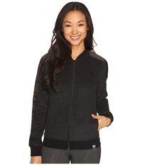 Puma Winterized T7 Track Jacket Black Women's Coat