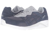 Onitsuka Tiger By Asics Gel Lique India Ink India Ink Athletic Shoes Blue