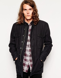 Cheap Monday Field Jacket Black