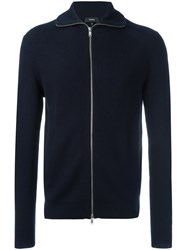 Theory 'Ronzons' Cardigan Blue