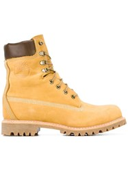 Timberland Working Boots Brown
