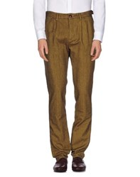 Scotch And Soda Trousers Casual Trousers Men Military Green