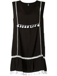 Sub Beach Dress Black