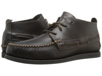 Sperry A O Wedge Chukka Leather Black Men's Lace Up Casual Shoes