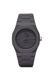 D1 Watches D1 Milano Monochrome Watch Black