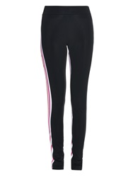 Fendi Stripe Side Leggings