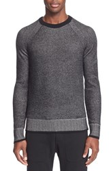 Men's Belstaff 'Nelson' Wool And Cashmere Waffle Knit Pullover