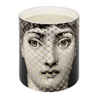 Fornasetti Large Scented Candle Golden Burlesque