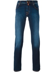 Jacob Cohen 'Comfort' Slim Fit Jeans Blue