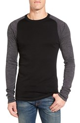 Smartwool Men's Nts Contrast Sleeve Wool T Shirt