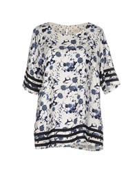 Numph Numph Shirts Blouses Women Blue