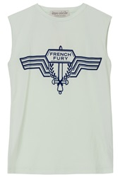Etre Cecile French Fury Tank T Shirt