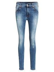 Marc O'polo Theda Loose Jeans Loose Fit Blue