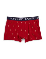 Polo Ralph Lauren Jersey Boxer Brief Cream