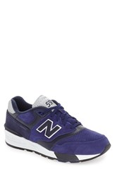 New Balance Men's '597' Sneaker Navy Blue