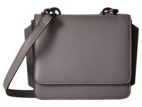 Kendall Kylie Baxter Mini Crossbody Cement Grey Cross Body Handbags Green
