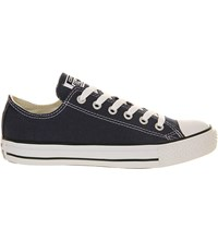 Converse All Star Low Top Trainers Navy Canvas