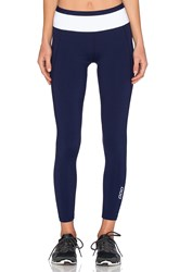 Lorna Jane Hamptons Core Tight Blue