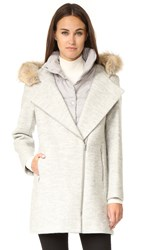 Soia And Kyo Rafaella Coat Ash
