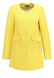 Morgan Gup.N Short Coat Jaune Yellow