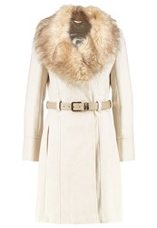 Miss Selfridge Classic Coat Stone