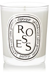 Diptyque Roses Scented Candle Colorless