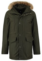 Dc Shoes Bamburgh Parka Dark Olive