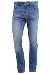Hollister Co. Slim Fit Jeans Medium Wash Light Blue