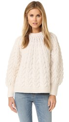 Demy Lee Marion Sweater White