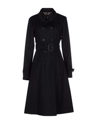 Aquascutum London Aquascutum Coats And Jackets Full Length Jackets Women Black