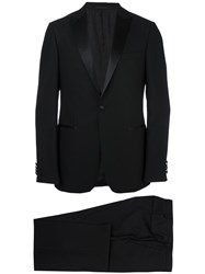 Z Zegna Tailored Dinner Suit Black