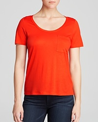 Dylan Gray Dressy Tee Coral