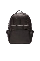 Calvin Klein Collection Bowery Utility Backpack In Black