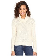 Billabong Here We Are Sweater Pearl Women's Sweater White