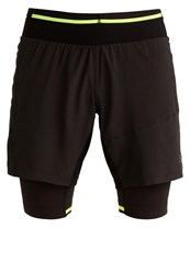 Gore Running Wear Fusion Sports Shorts Black