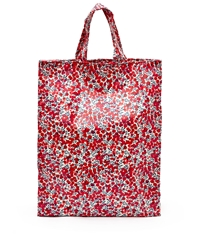 Flowers Of Liberty Wiltshire Liberty Print Tote Bag