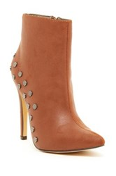 Michael Antonio Force Heeled Bootie Brown