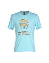 Joe Rivetto T Shirts Sky Blue