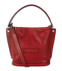 Longchamp 3D Cross Body Bag Female Ruby