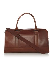 Howick Leather Holdall Tan