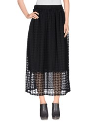 Dress Gallery Skirts 3 4 Length Skirts Women Black