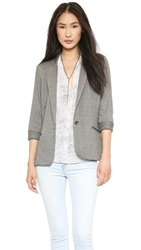 Soft Joie Trevor Blazer Dark Heather Grey