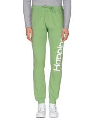 Happiness Trousers Casual Trousers Men Light Green