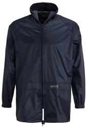 Regatta Stormbreak Outdoor Jacket Navy Dark Blue