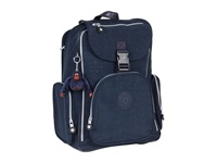 Kipling Alcatraz Ii Backpack With Laptop Protection True Blue Backpack Bags