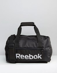 Reebok Logo Duffle Bag Multicolour