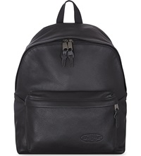 Eastpak Frick Backpack Black Leather