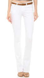Citizens Of Humanity Emannuelle Slim Boot Cut Jeans Optic White