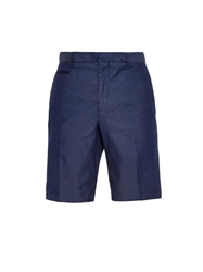 Faconnable Cotton Chambray Shorts